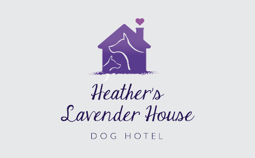 Heather's Lavender House dog hotel